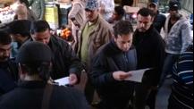 سوق الخضار –خلف الجامع الحسيني 17-1-2014